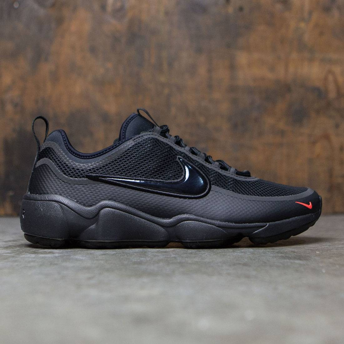 nike zoom spiridon ultra black