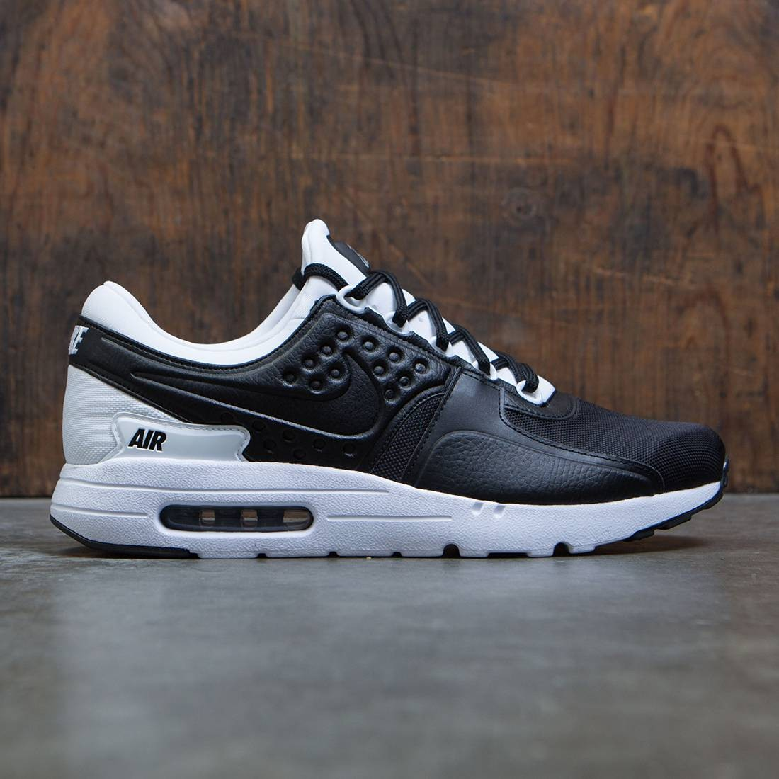 buy online fce7e bd035 Nike Men Air Max Zero Premium (black / black-white)