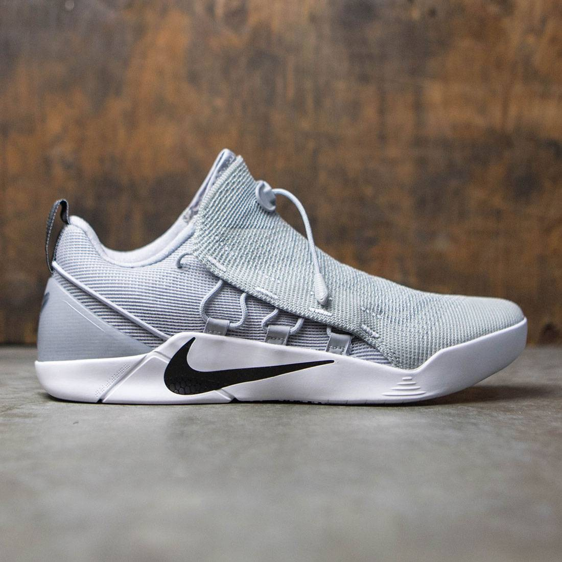 huge selection of 67f78 adb6e Nike Men Kobe A.D. Nxt (wolf grey / dark grey)