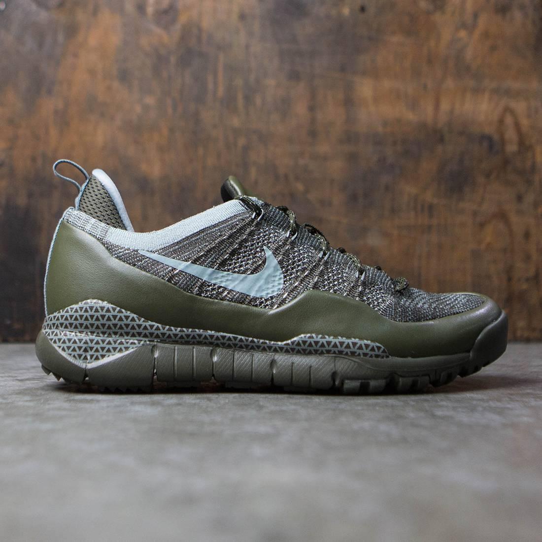 bda60239e0ea4e Nike Men Lupinek Flyknit (cargo khaki   mica green-cargo khaki)