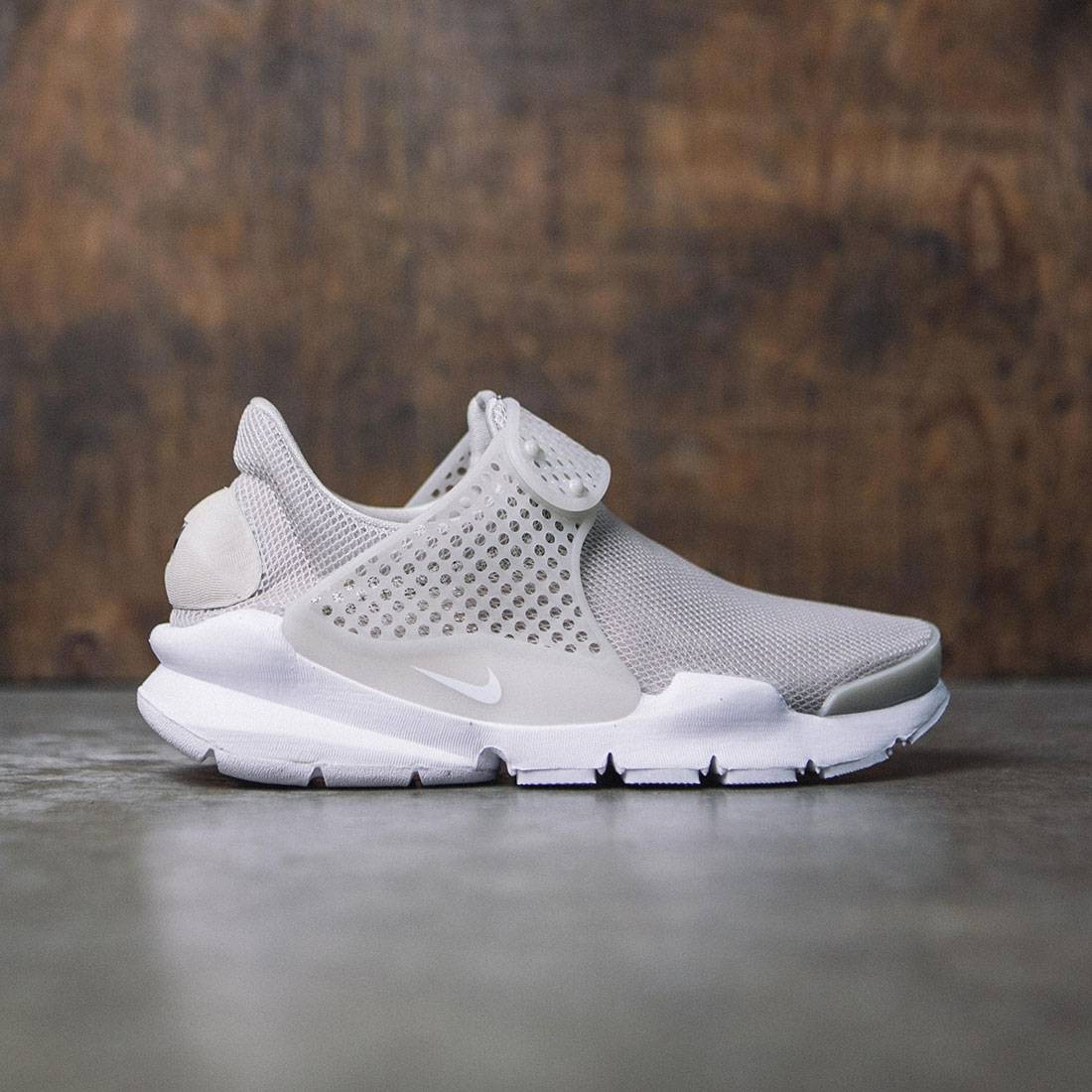 new product 13b31 819b5 Nike Women Sock Dart Br (pale grey / white-glacier blue)