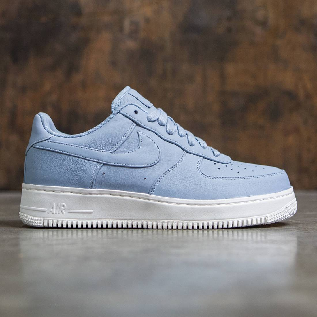 timeless design 244d1 849d4 Nike Men Nikelab Air Force 1 Low (blue grey   blue grey-blue grey-sail)
