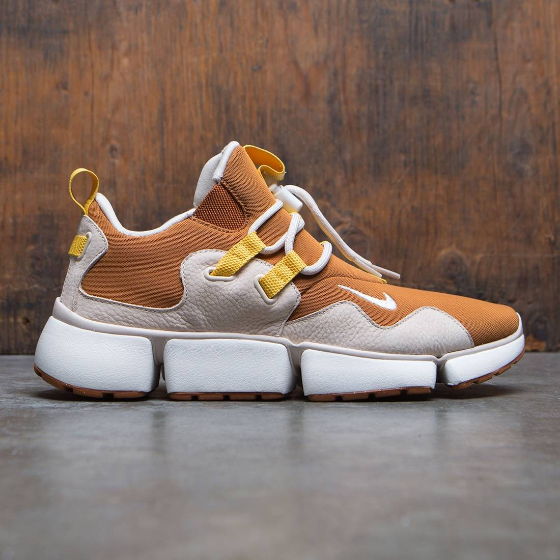 best sneakers 26608 3c3f5 nikelab men pocketknife dm gray tawny sail mineral gold oatm
