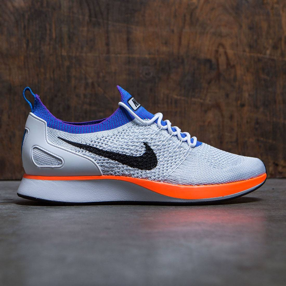 c6765f04ce8f4 nike men air zoom mariah flyknit racer white hyper crimson pure platinum