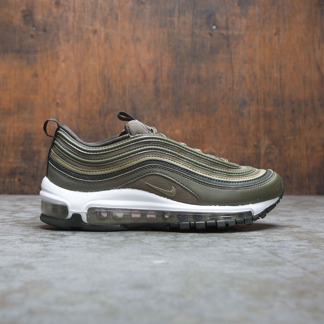 Nike Women Air Max 97 (medium olive / neutral olive-sequoia)