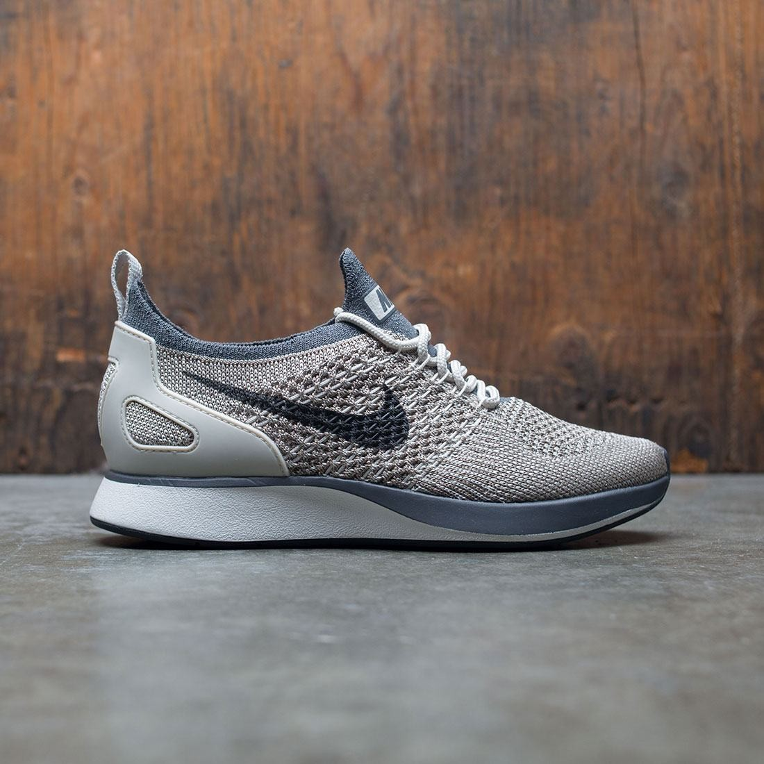 differently 5695d 1495d Nike Women Air Zoom Mariah Flyknit Racer (grey / pale grey / dark  grey-summit white)
