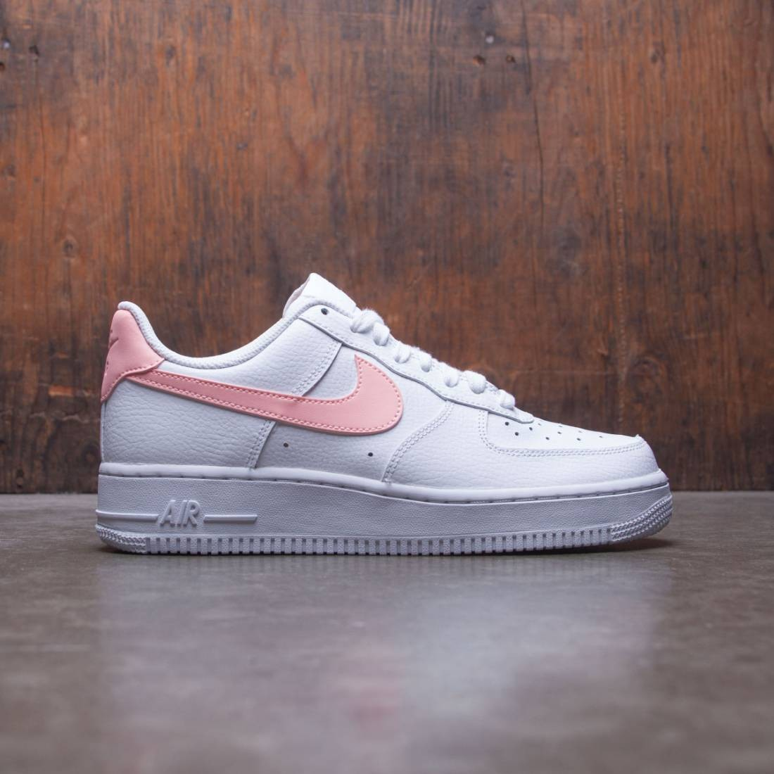 the latest 68a30 ee5a6 ... clearance nike women air force 1 07 white oracle pink white 33d6a 52b2b