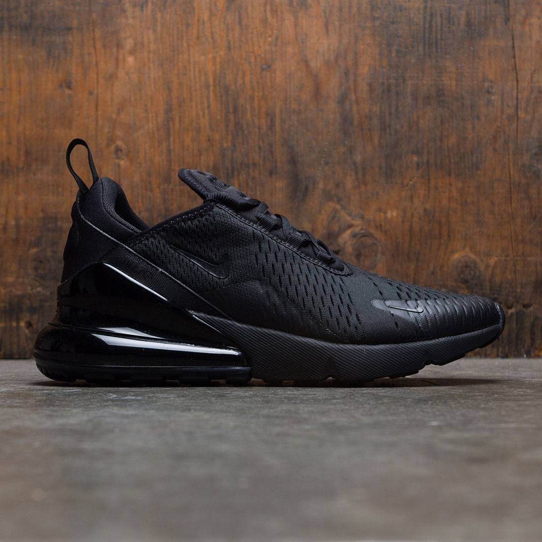 new arrival 100db c1005 Nike Men Air Max 270 (black / black-black)