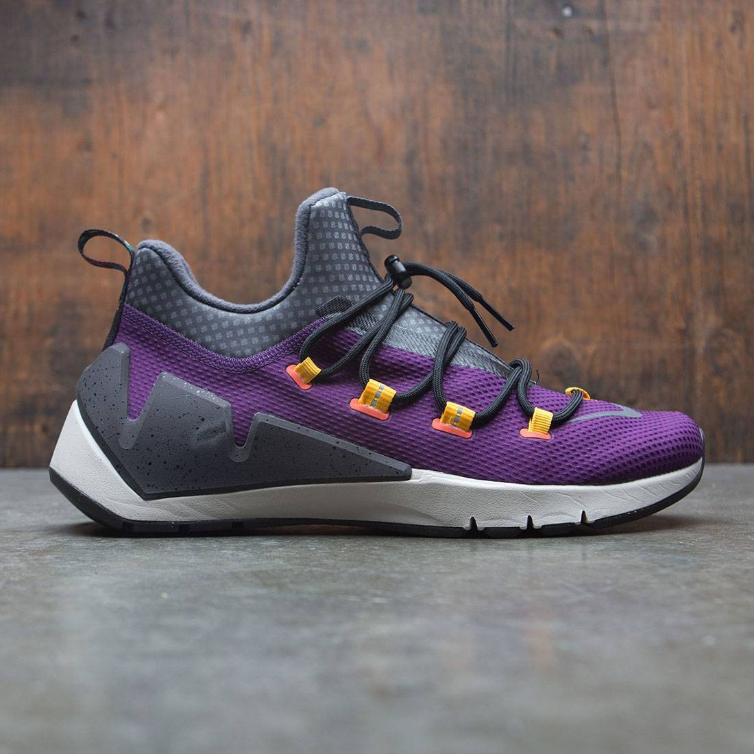 Nike Men Air Zoom Grade Pinnacle (night purple / clear jade-anthracite)