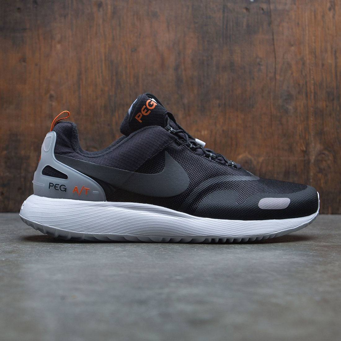 nike men air pegasus a t pinnacle black black white safety orange 14fe197347c6