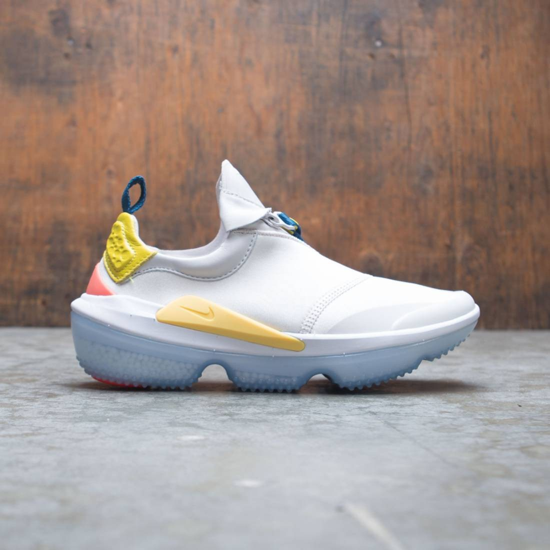 Nike Women Joyride Optik (vast grey / bright citron-topaz gold-white)