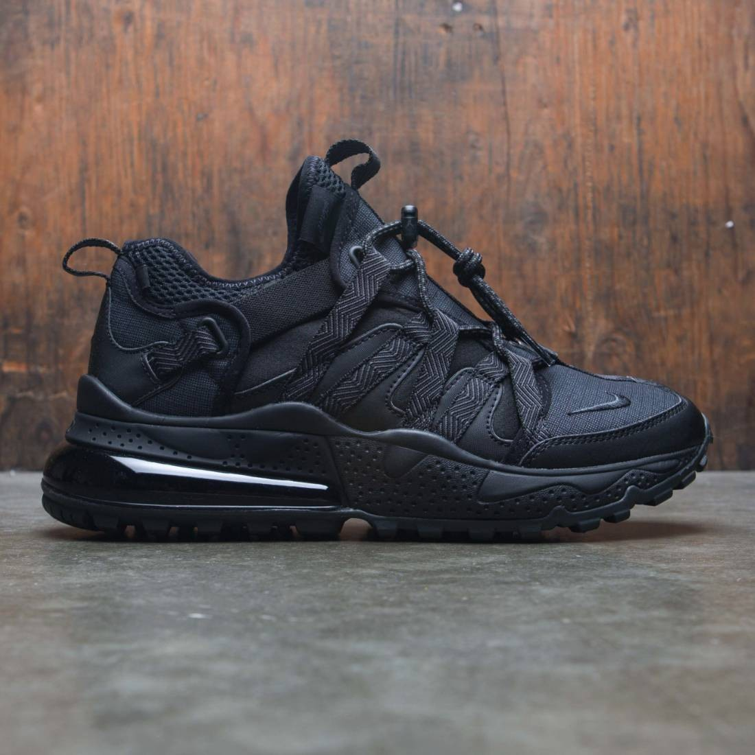 best website 99763 409f3 Nike Men Air Max 270 Bowfin (black / anthracite-black)