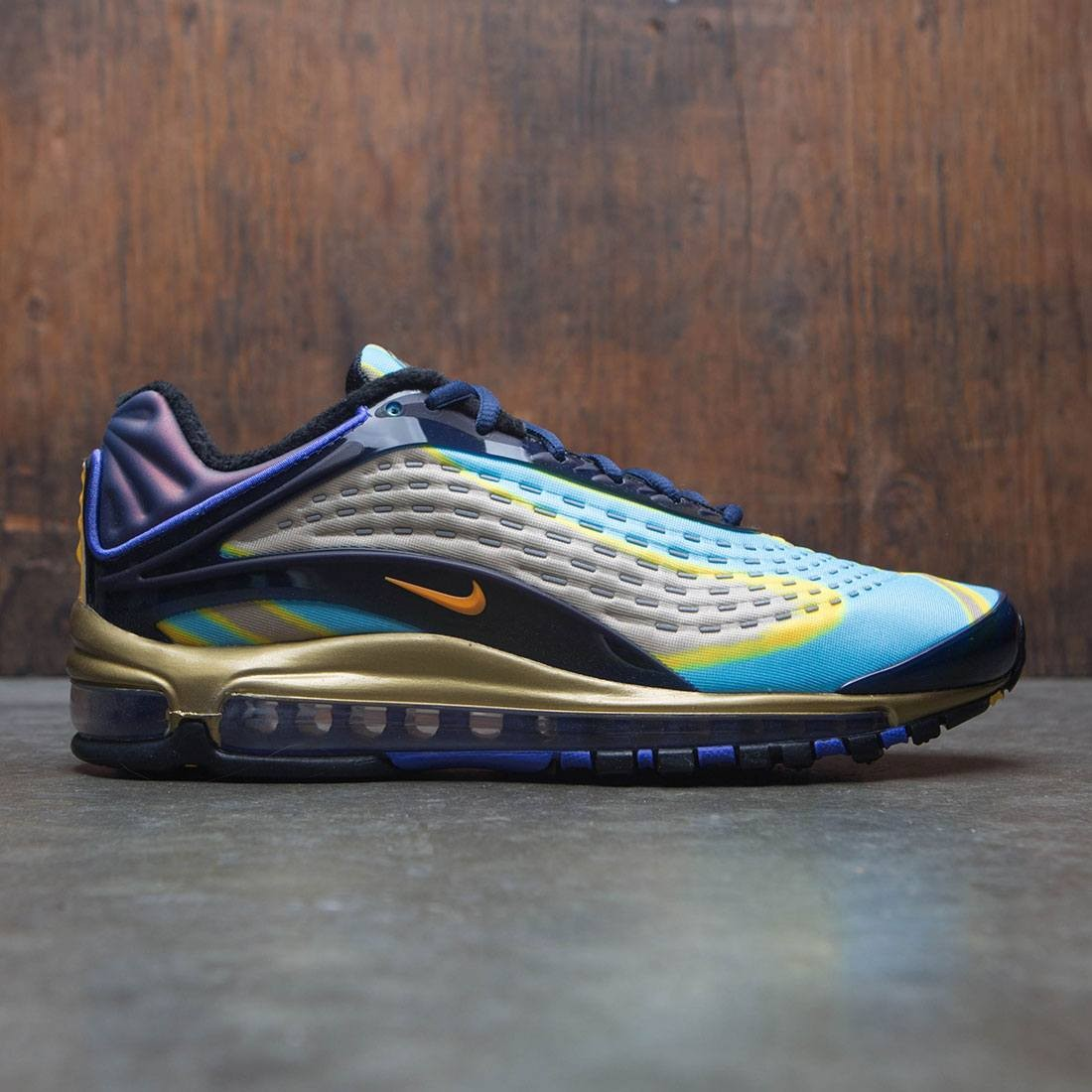 Nike Air Max Deluxe Sneaker Herren photo blue