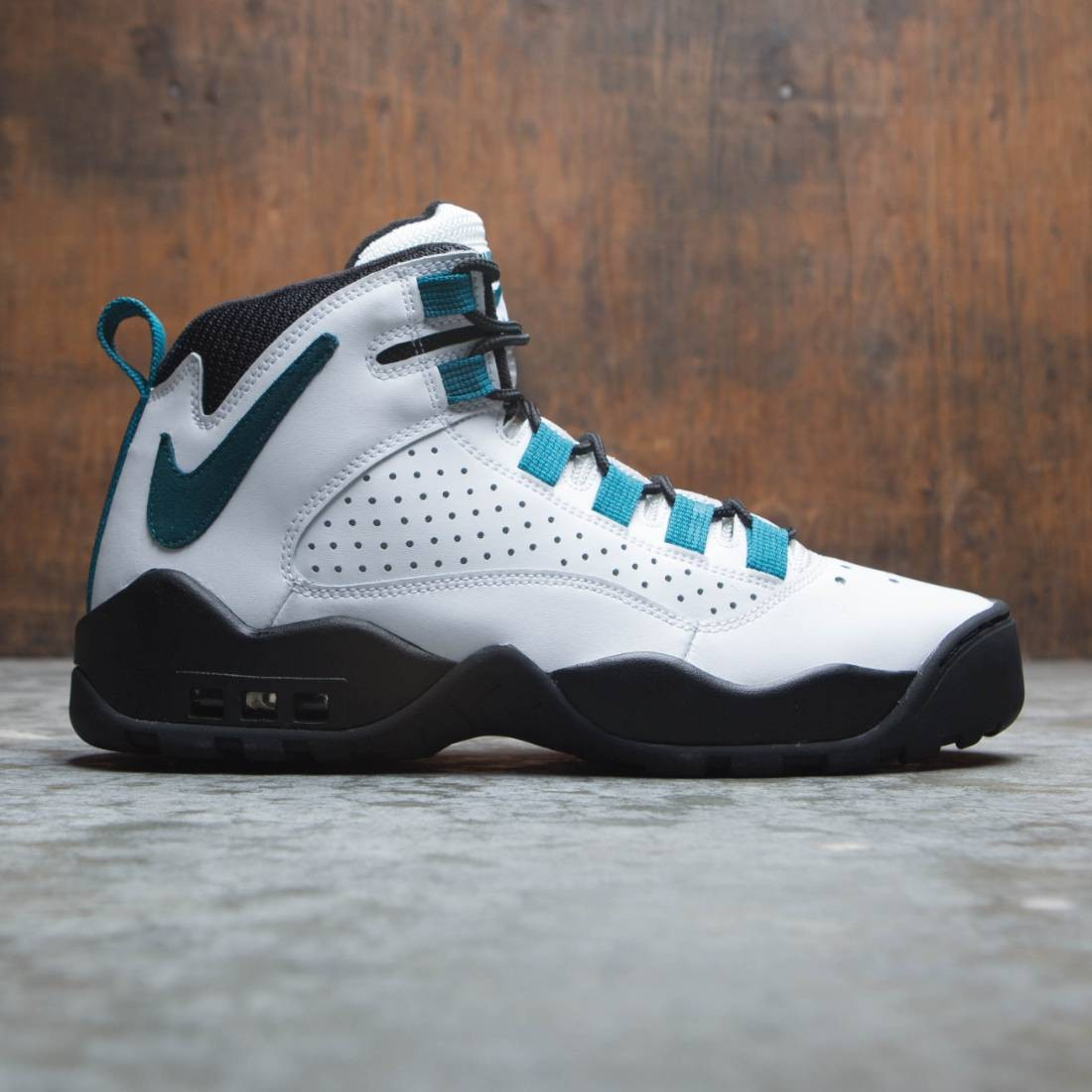Nike Men Air Darwin (white / teal-black)