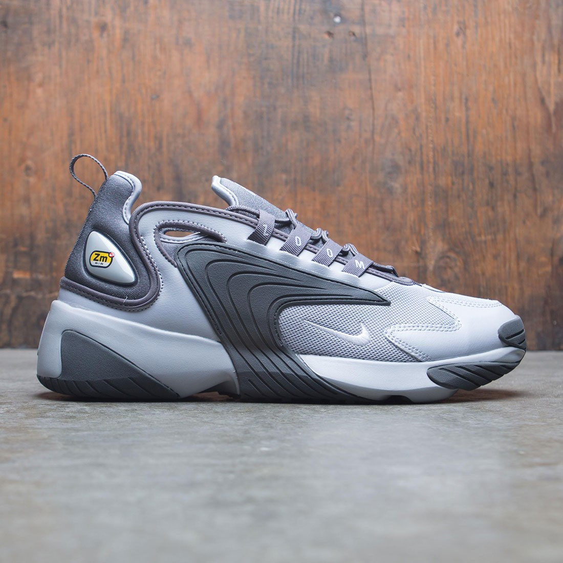 Nike Men Zoom 2K (wolf grey / white-dark grey)