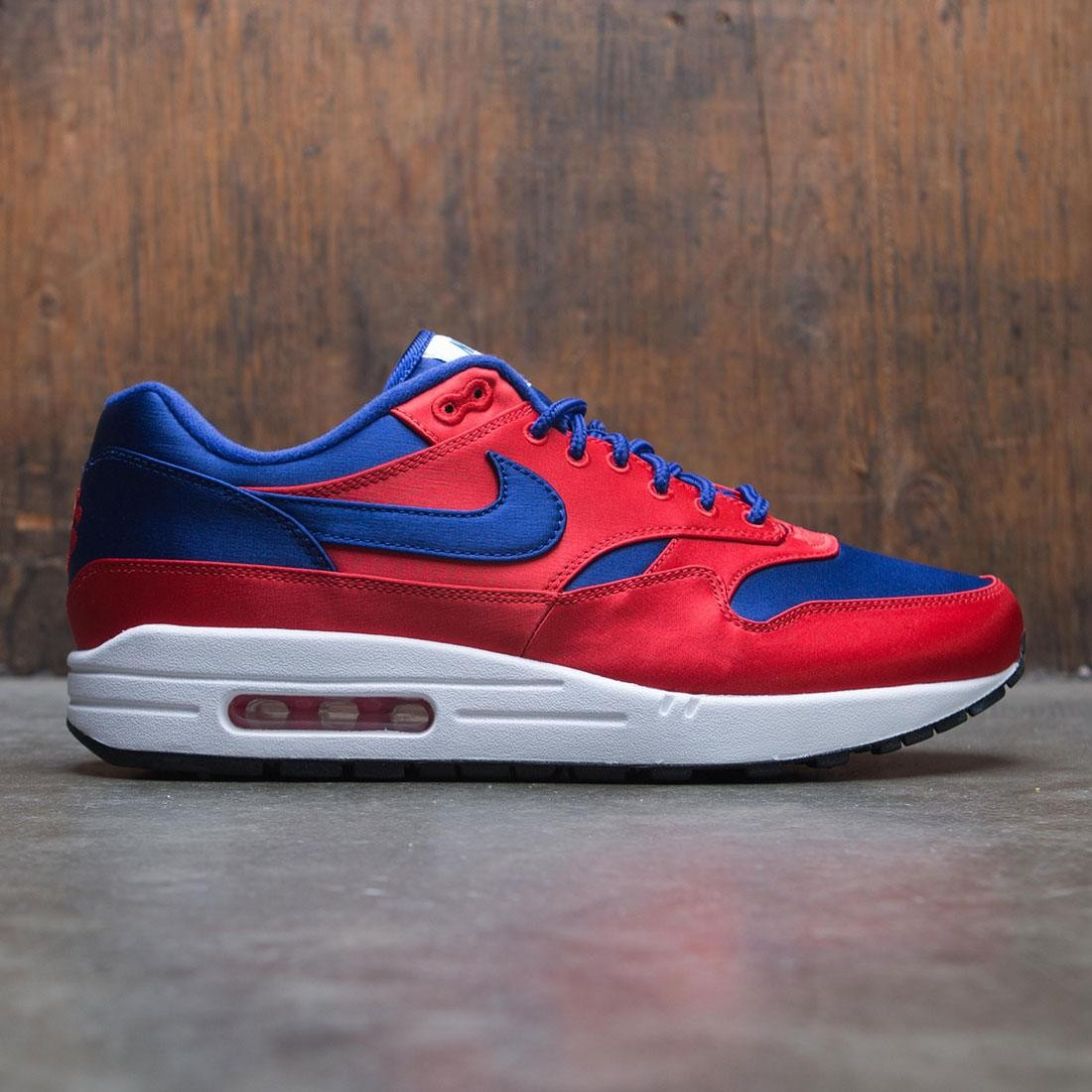 Nike Men Air Max 1 Se (university red deep royal blue white)