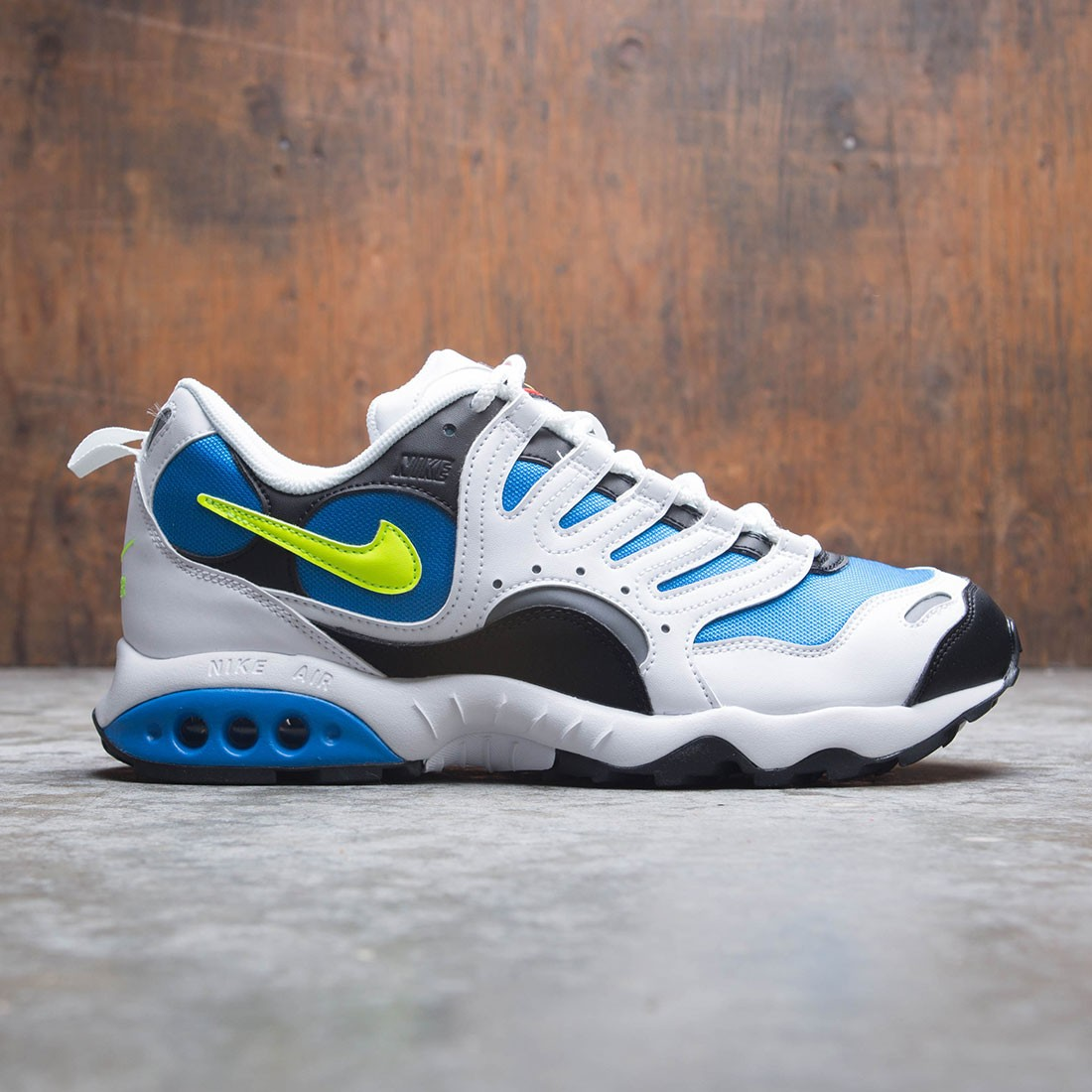 wholesale dealer 4539a 401ee nike men air terra humara 18 white volt photo blue black