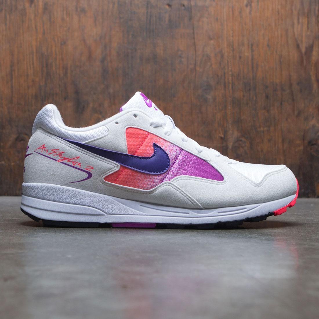 Nike Men Air Skylon Ii (white / court purple-solar red)