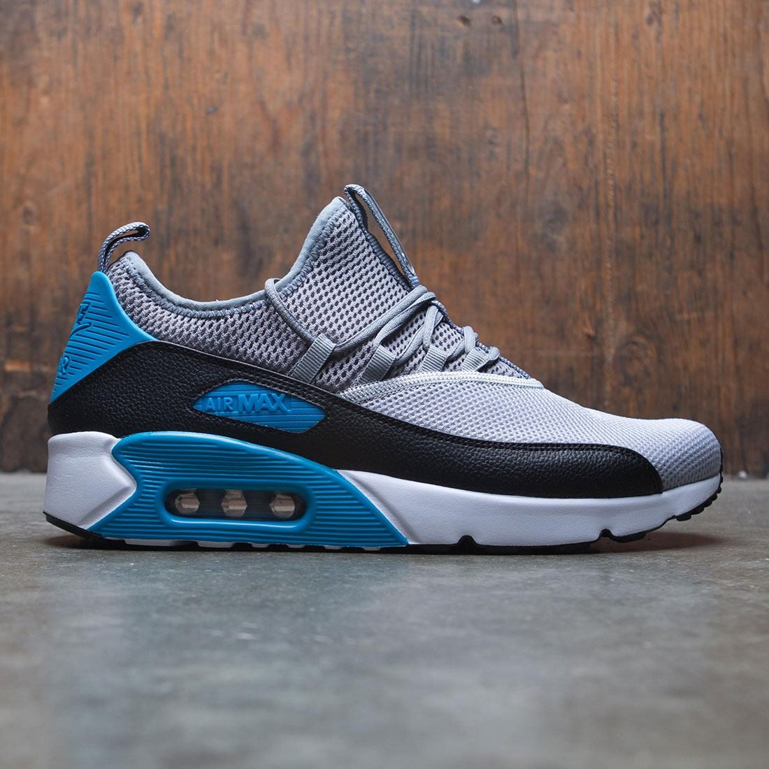 Nike Men Air Max 90 Ez (wolf grey cool grey black laser blue)