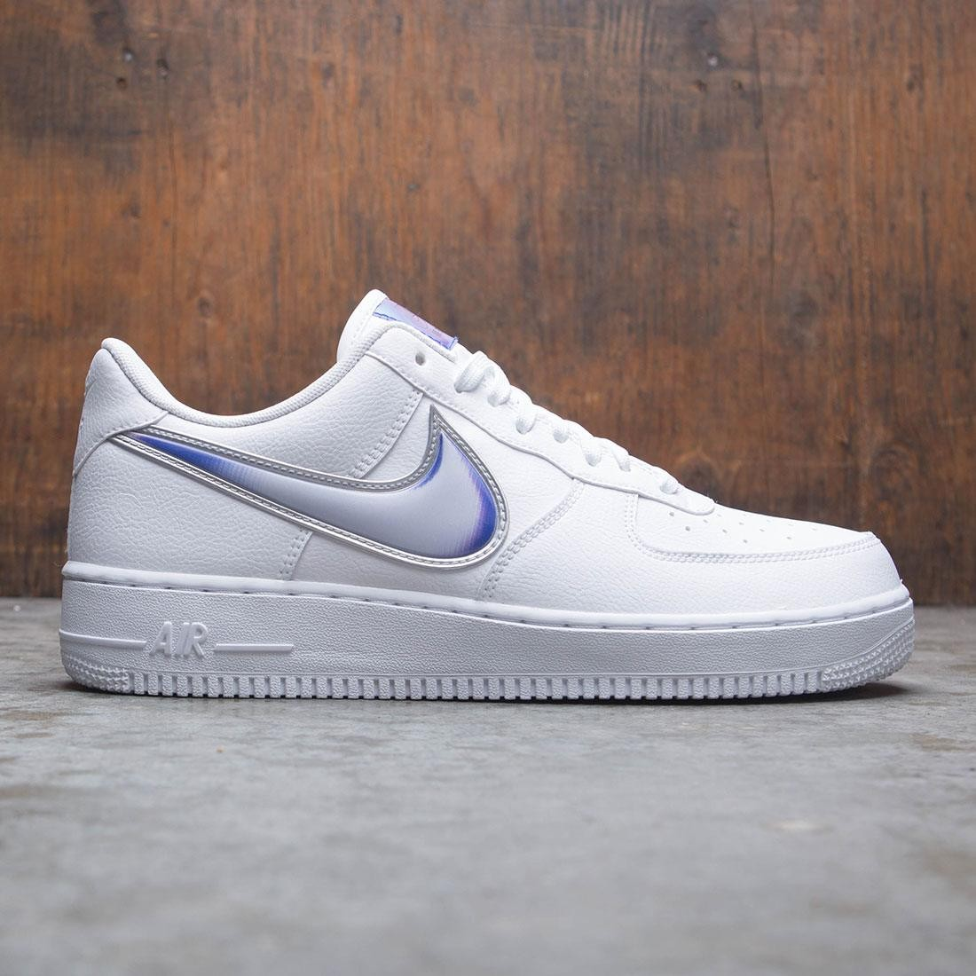 Nike Men Air Force 1 07 Lv8 3 (white / racer blue)