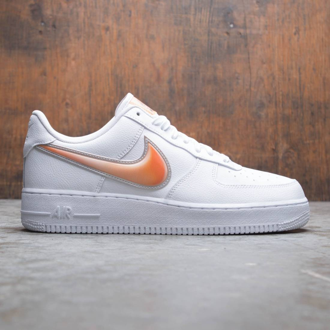 Nike Air Force 1 '07 Orange Peel Available Now