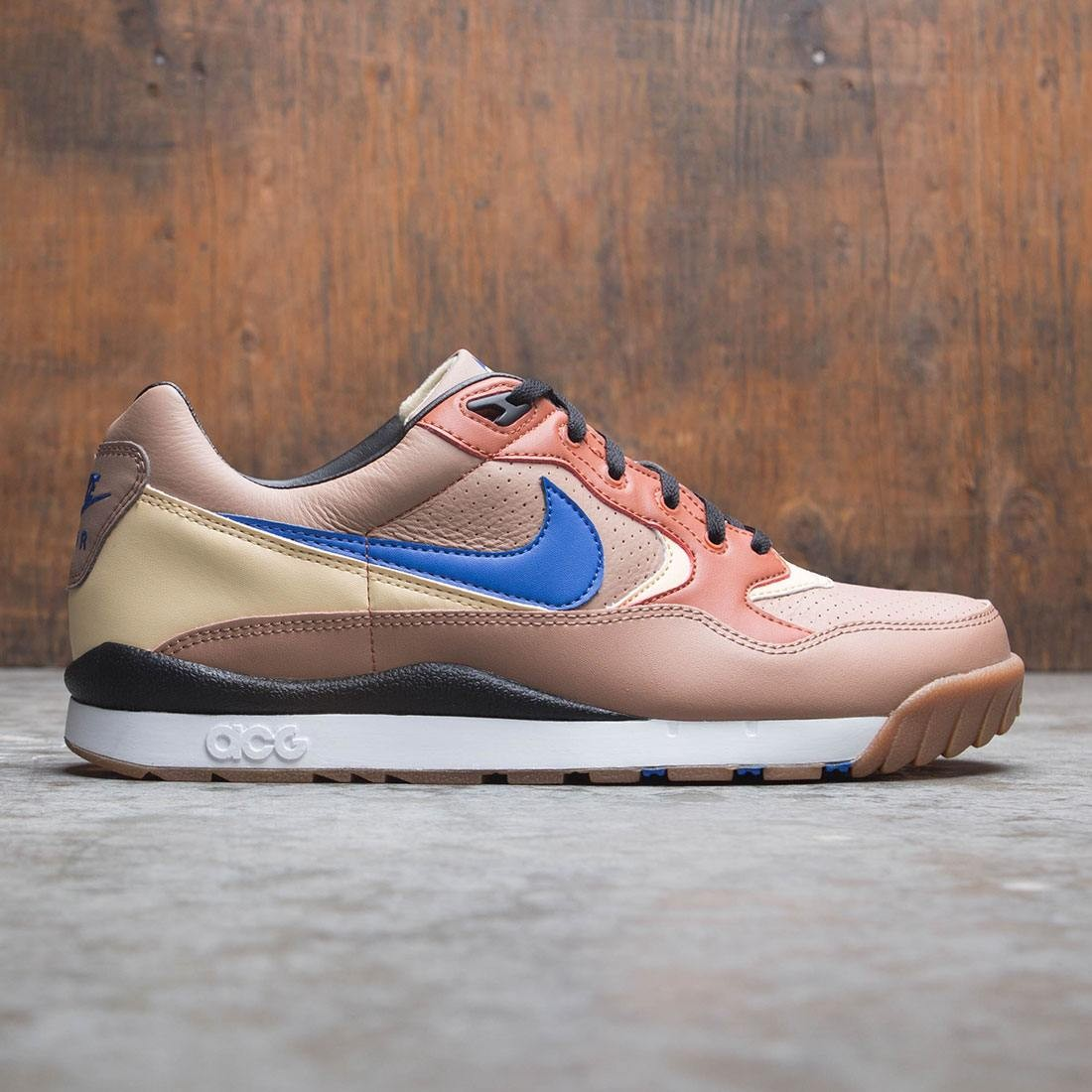 Nike Men Air Wildwood Acg (desert dust / game royal-dusty peach)