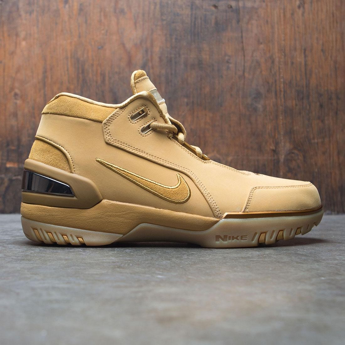 nike air zoom generation wheat