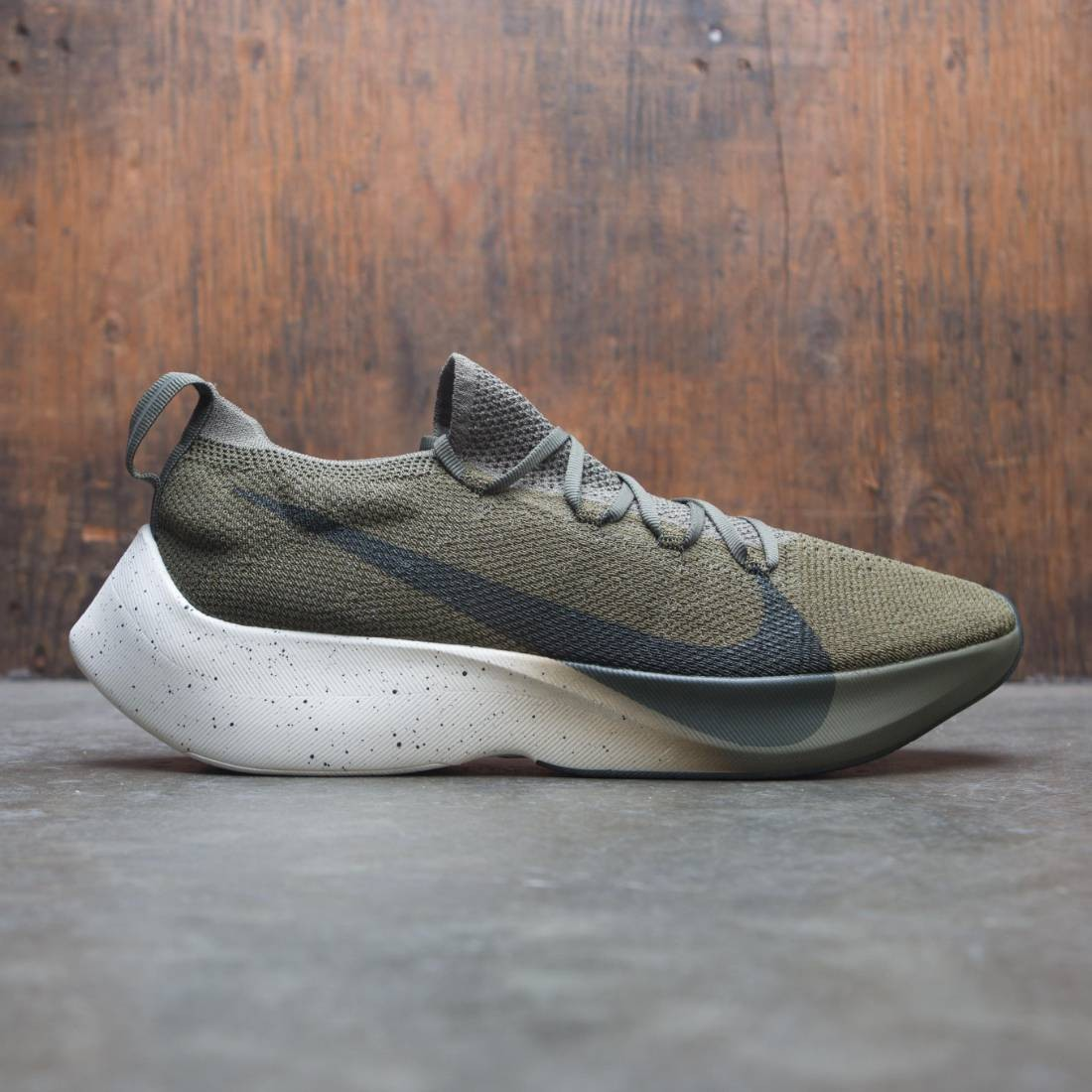 141a5ae53e0c nike men vapor street flyknit medium olive sequoia sail