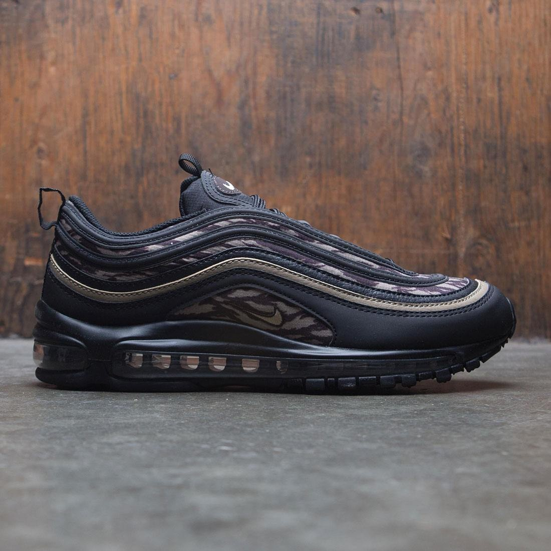 detailed look 4710a c16b8 Nike Men Air Max 97 (black / khaki-velvet brown)