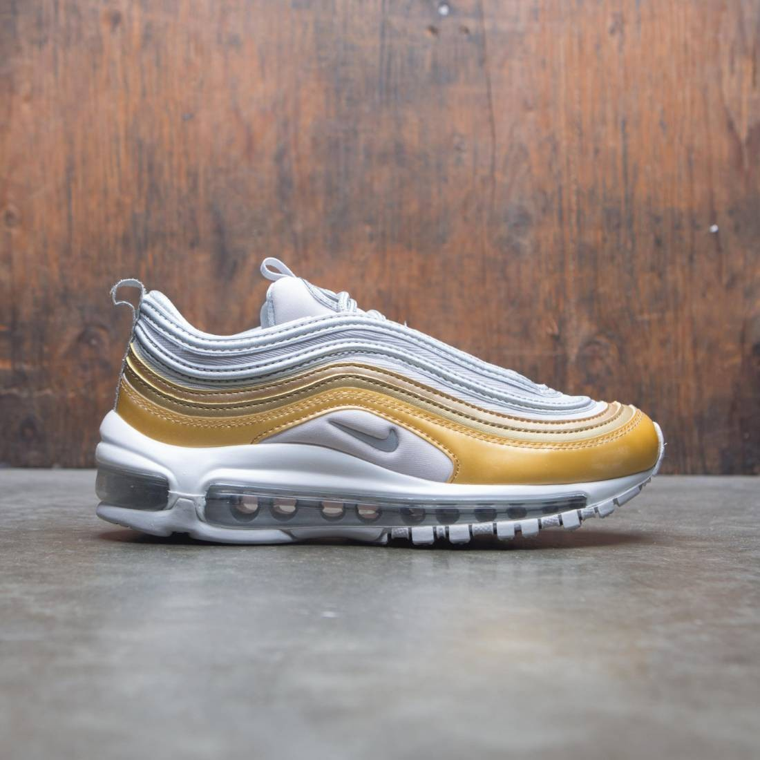 Nike Women Air Max 97 Special Edition (vast grey / metallic silver-metallic gold)