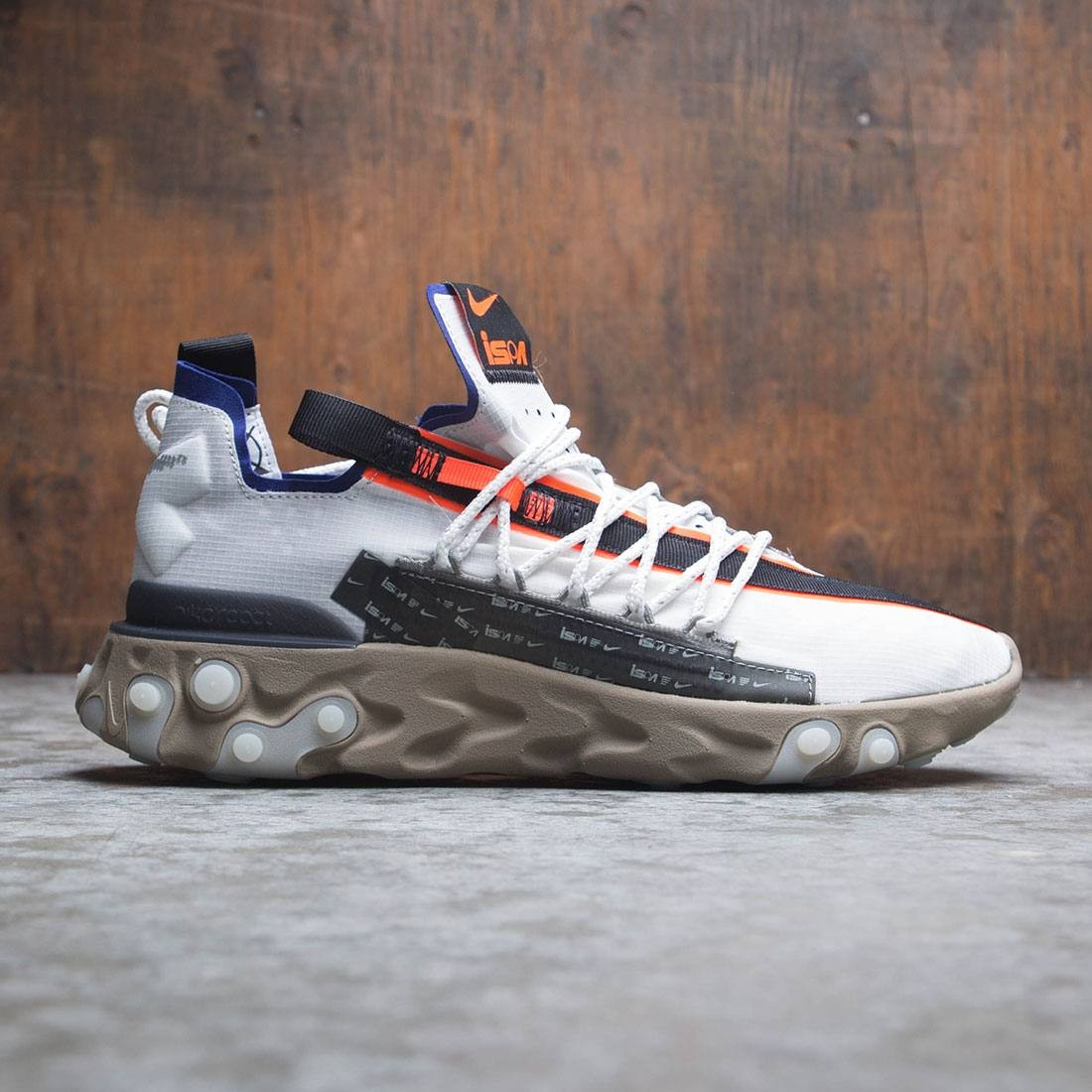 Nike Men Ispa React Wr (summit white / deep royal blue-khaki-black)