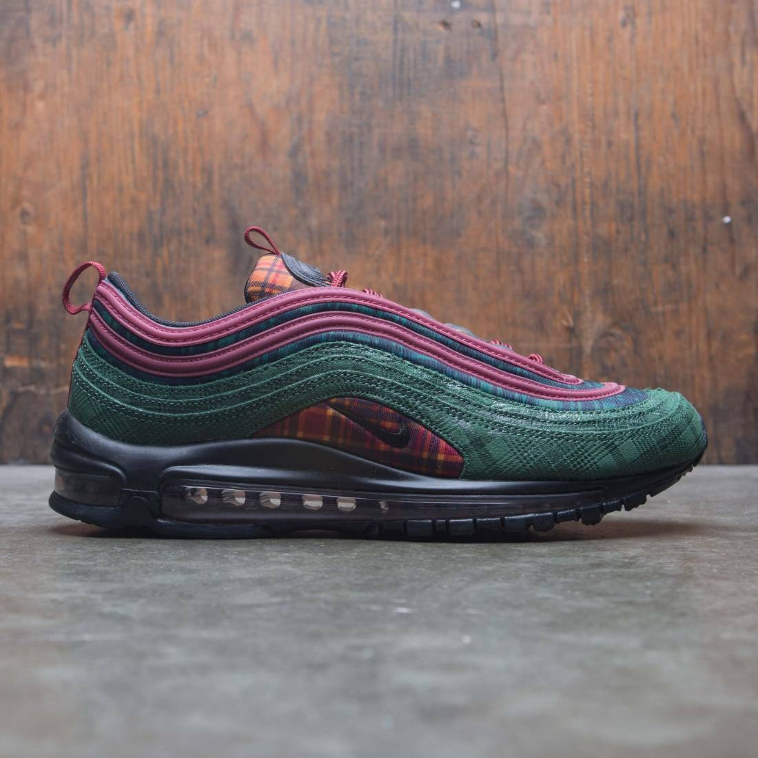 Nike Men Air Max 97 Nrg (team red / midnight spruce)