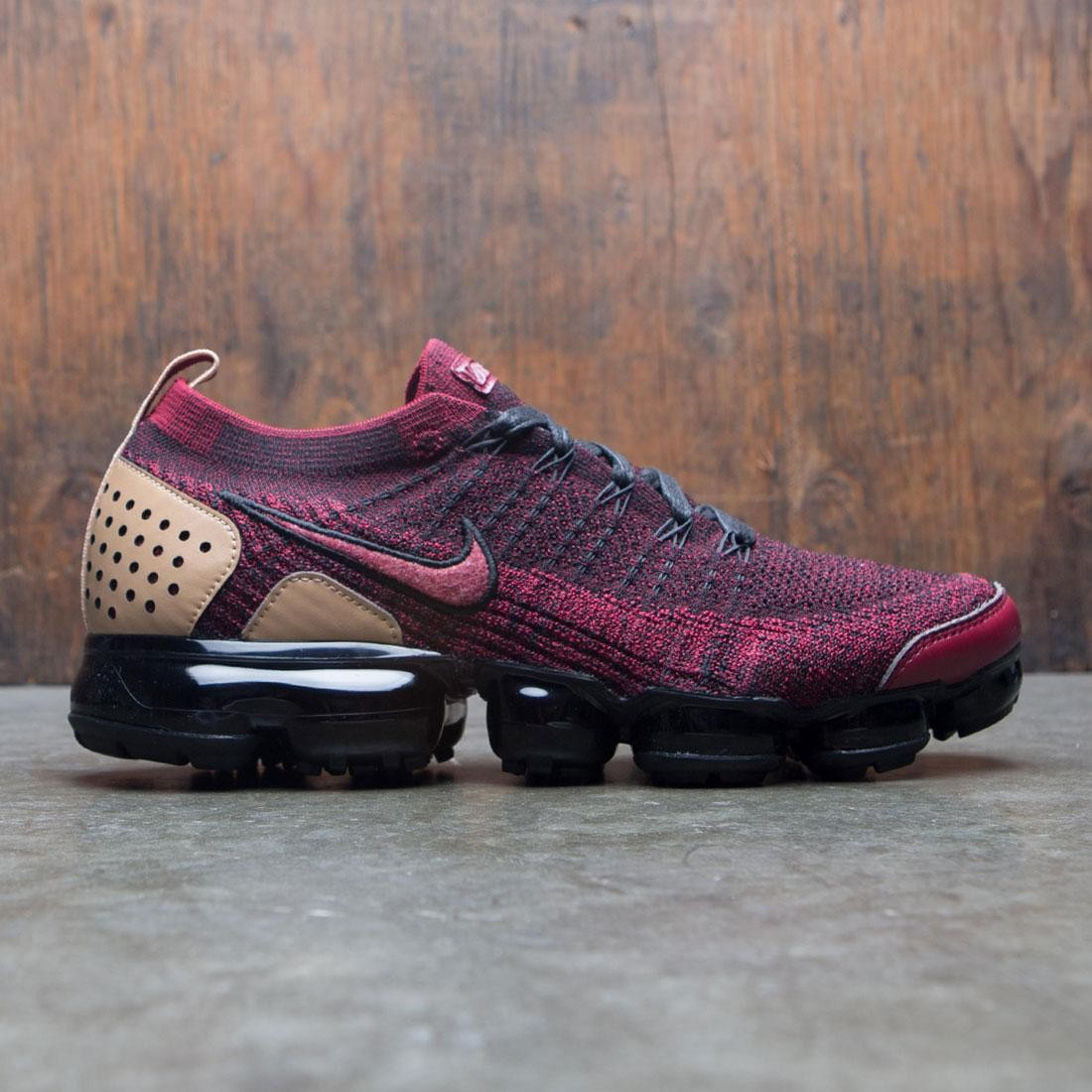 58629d28eb37 nike men air vapormax fk 2 nrg team red team red black vachetta tan