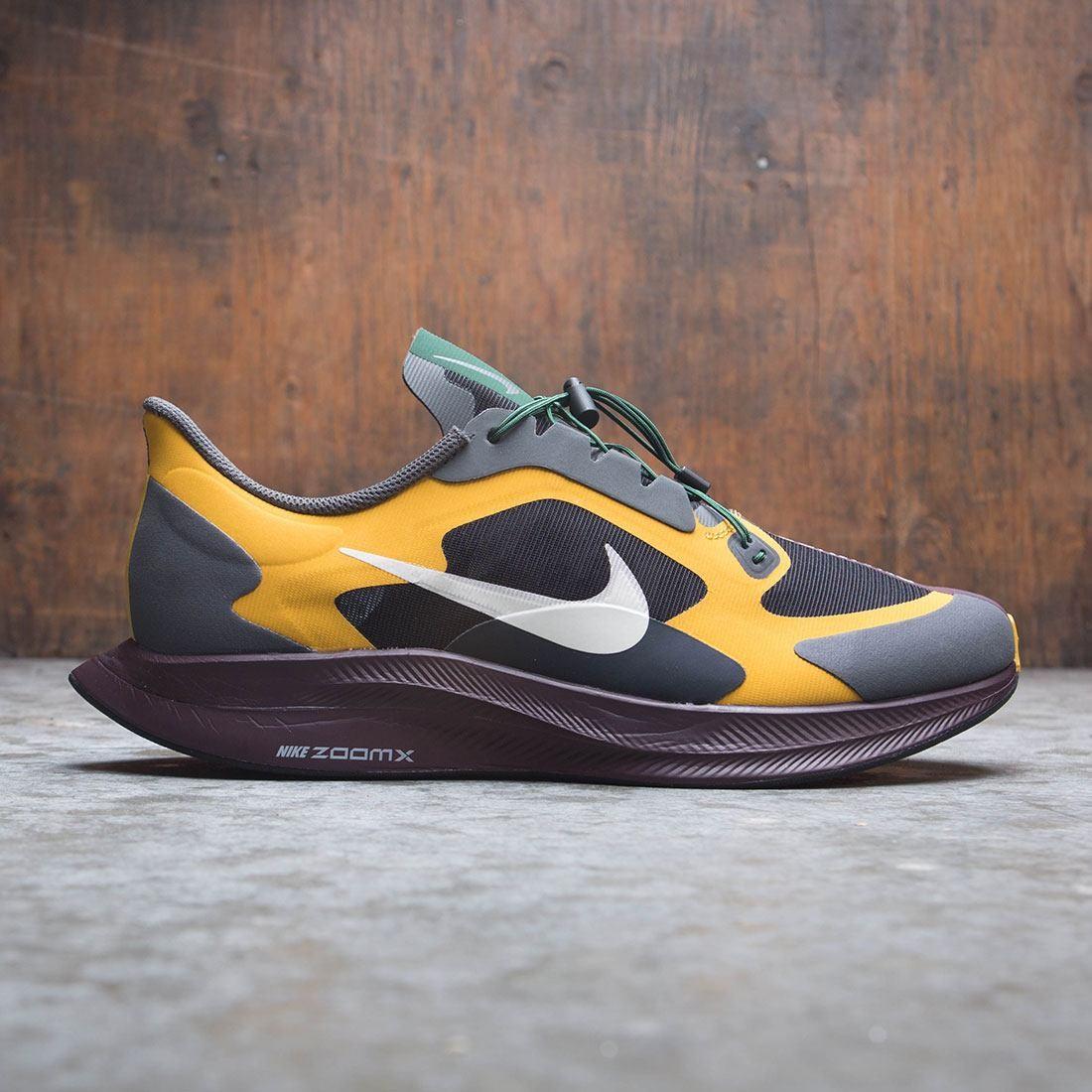 Nike Men Zoom Pegasus 35 Turbo Gyakusou (gold dart / pale ivory-iron grey)