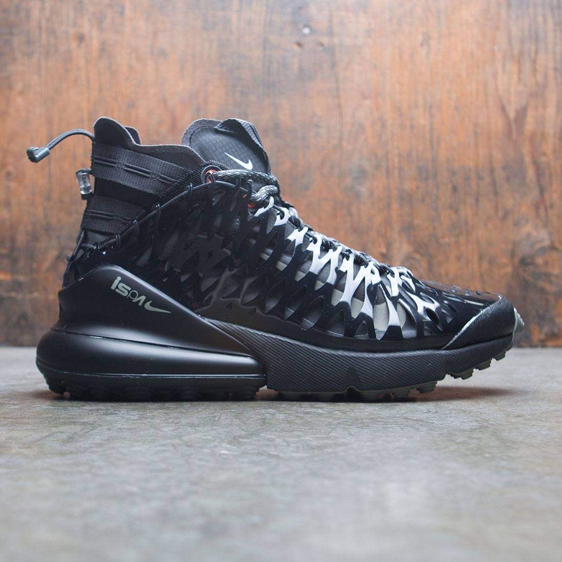 low price 40608 6c7d1 Nike Men Air Max 270 Ispa (black / anthracite-dark stucco)