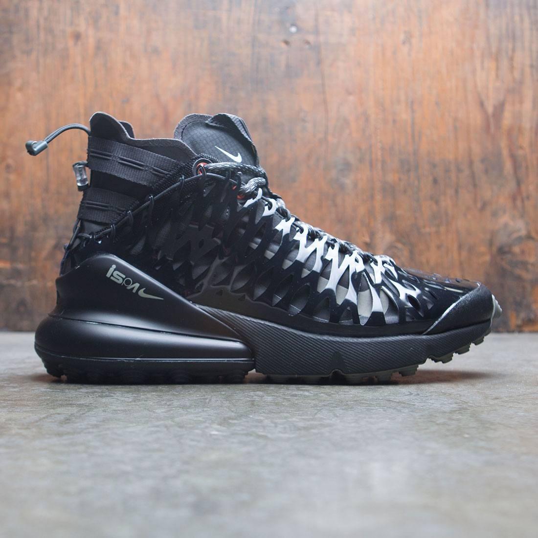 Nike Men Air Max 270 Ispa (black / anthracite-dark stucco)