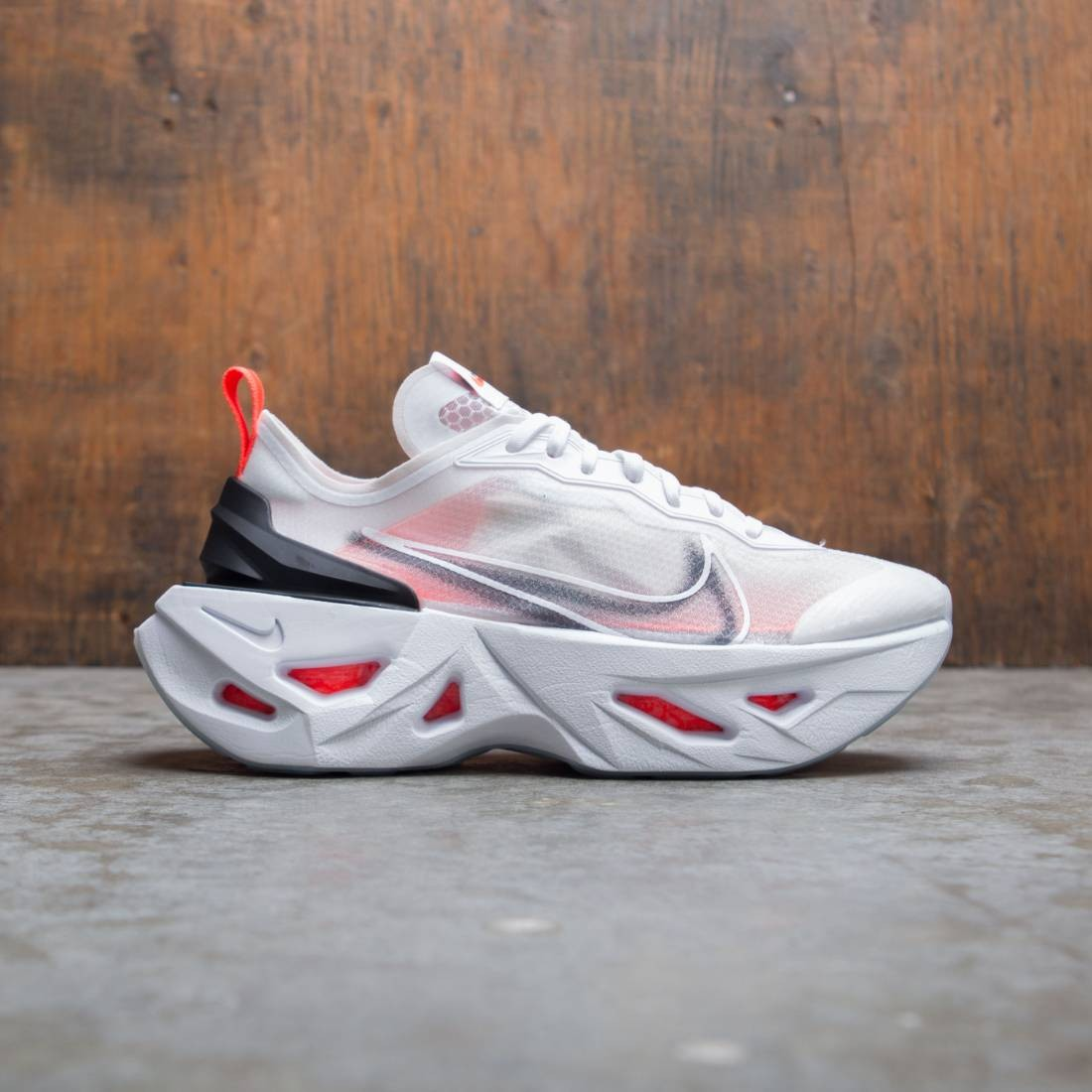 Nike Women Zoom X Vista Grind (white / black-bright crimson)