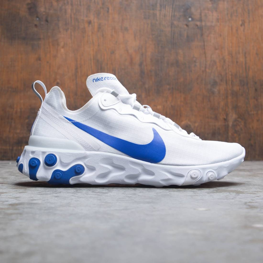 Nike Men React Element 55 Se (white / game royal)