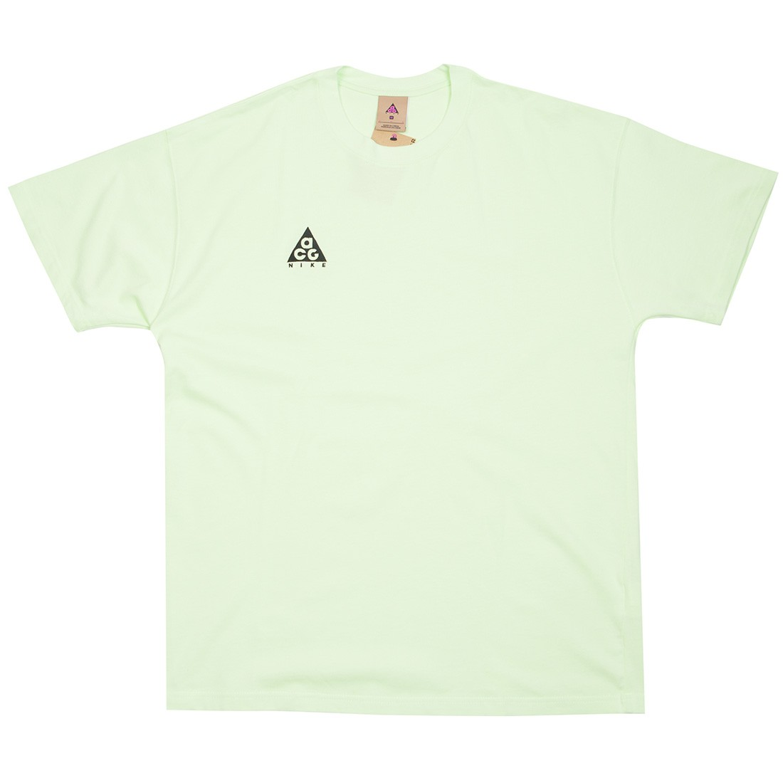 Nike Men Acg Tee (barely volt / black)