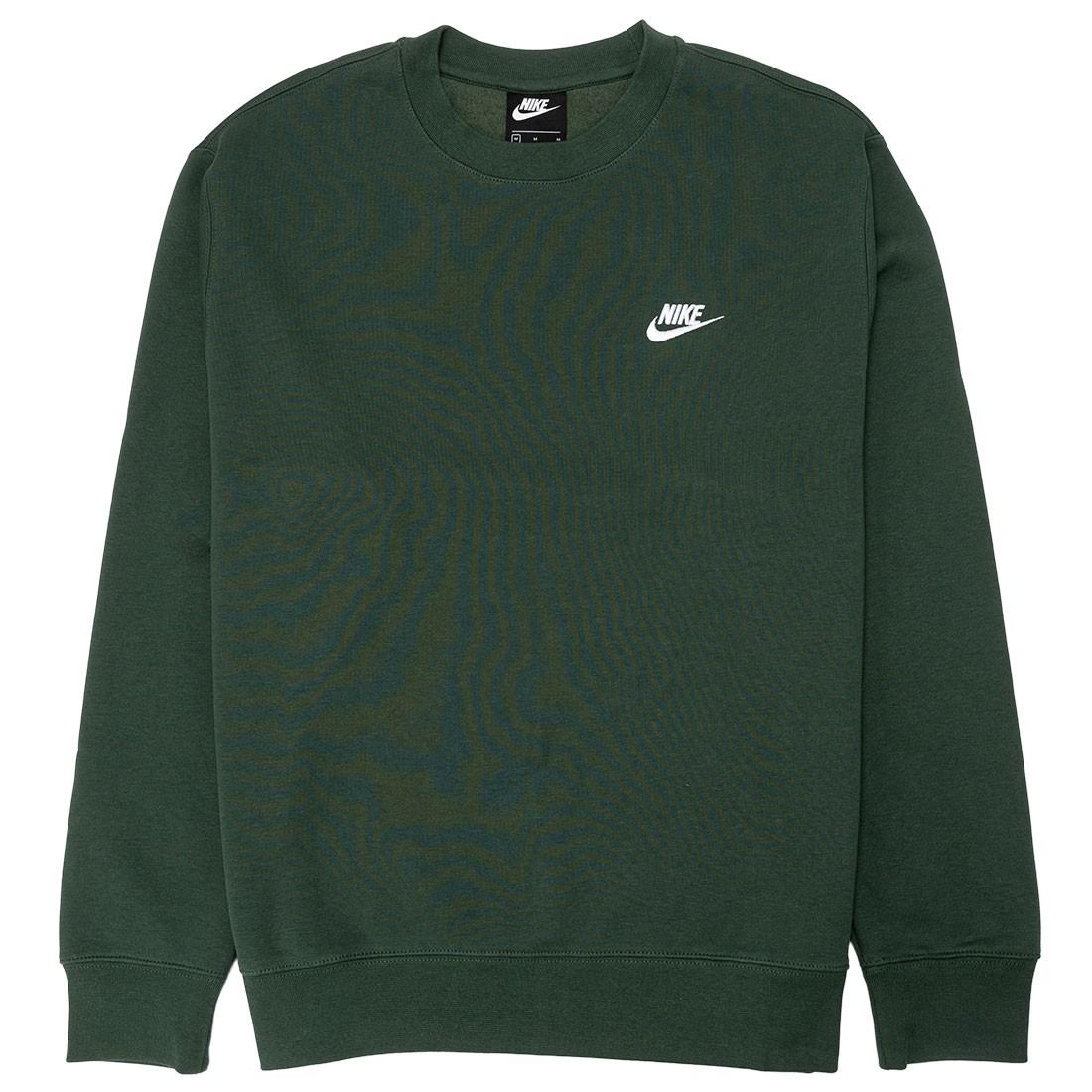 Nike Men Sportswear Club Fleece (galactic jade / white)