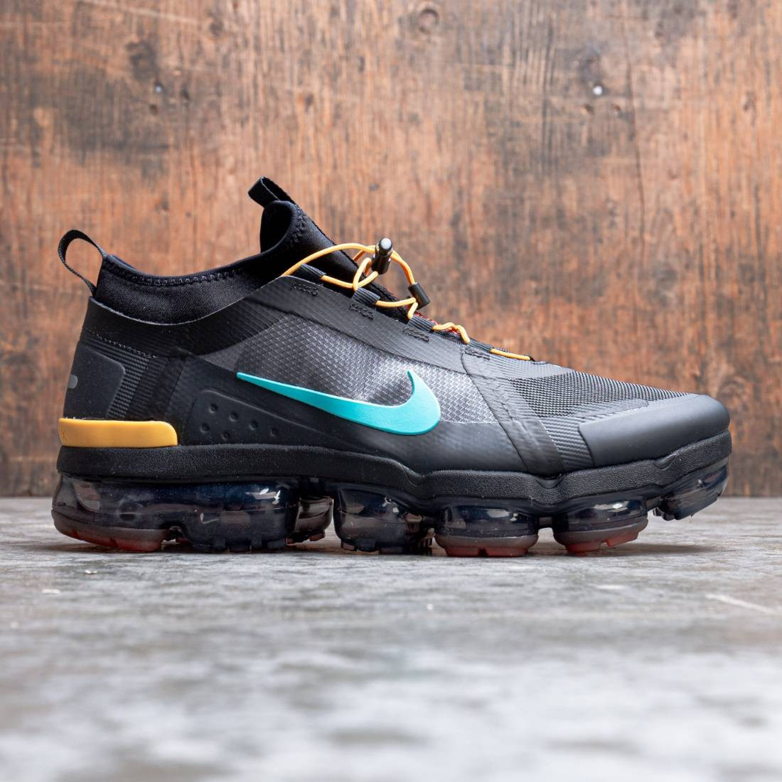 Nike Men Air Vapormax 2019 Utility (off noir teal nebula black cosmic clay)