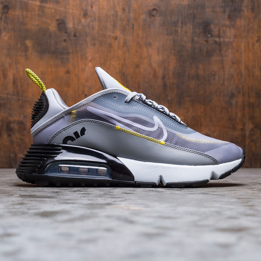 Nike Men Air Max 2090 (wolf grey / white-particle grey)