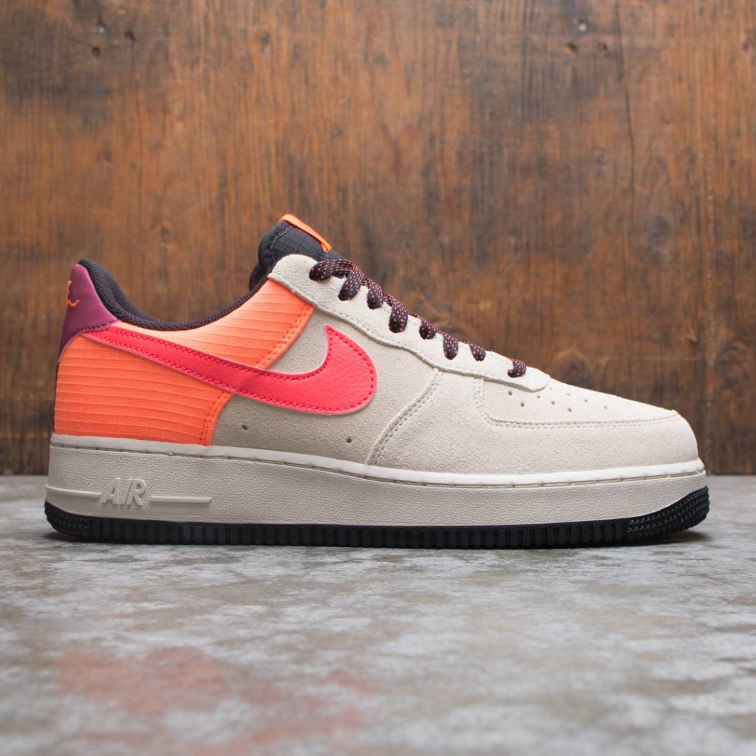 air force 1 laser crimson