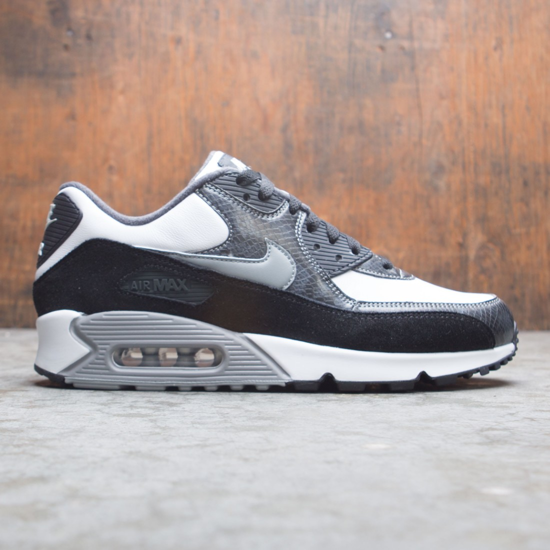 Nike Men Air Max 90 Qs (white particle grey anthracite)
