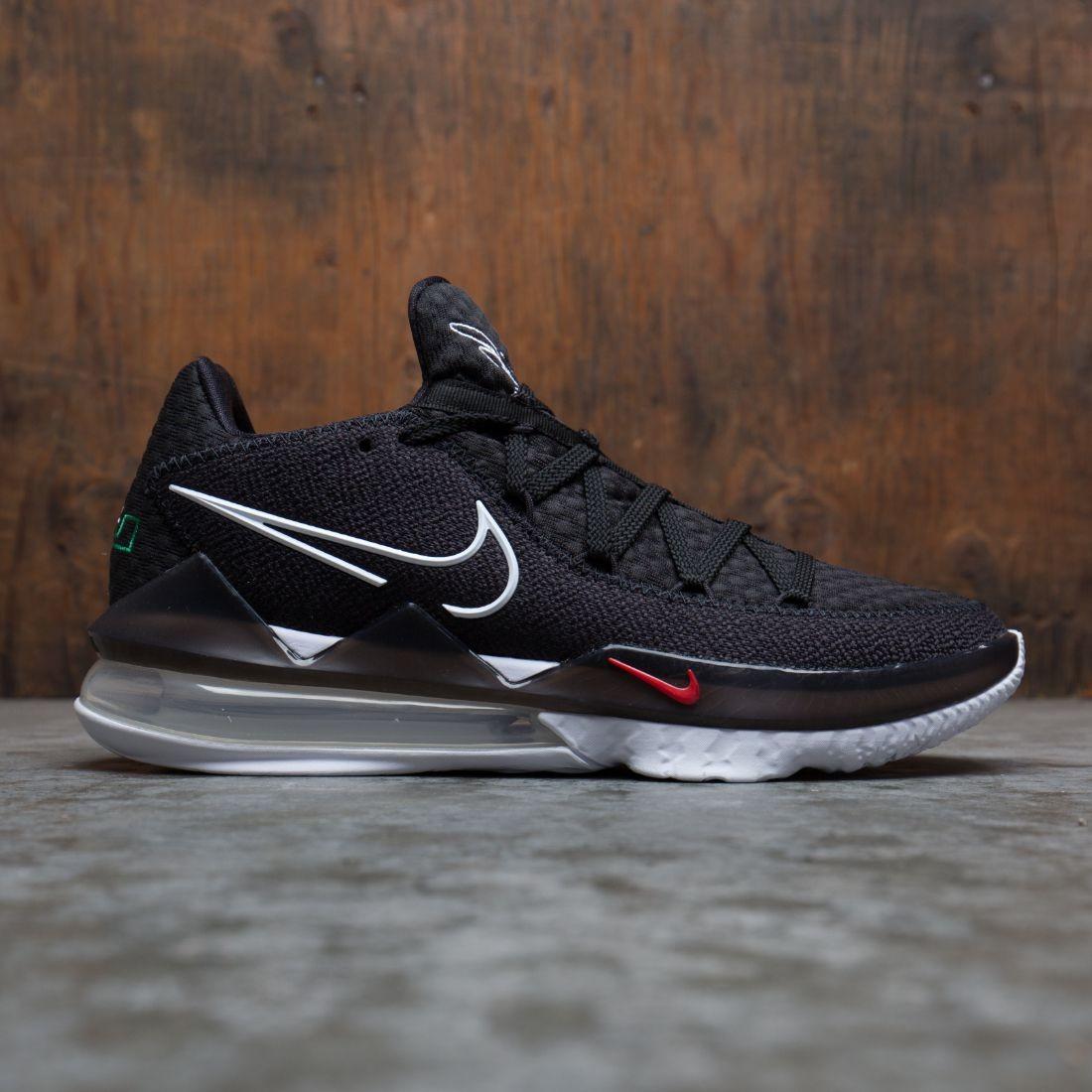 Nike Men Lebron 17 Low (black / white-multi-color)