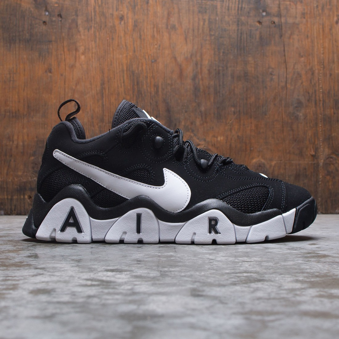 Nike Men Air Barrage Low (black / white-white)