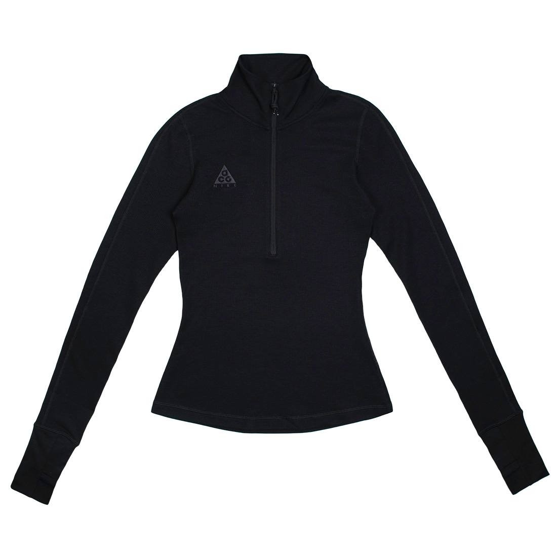 Nike Women Nrg Acg Thermal Long Sleeves Tee (black / anthracite)