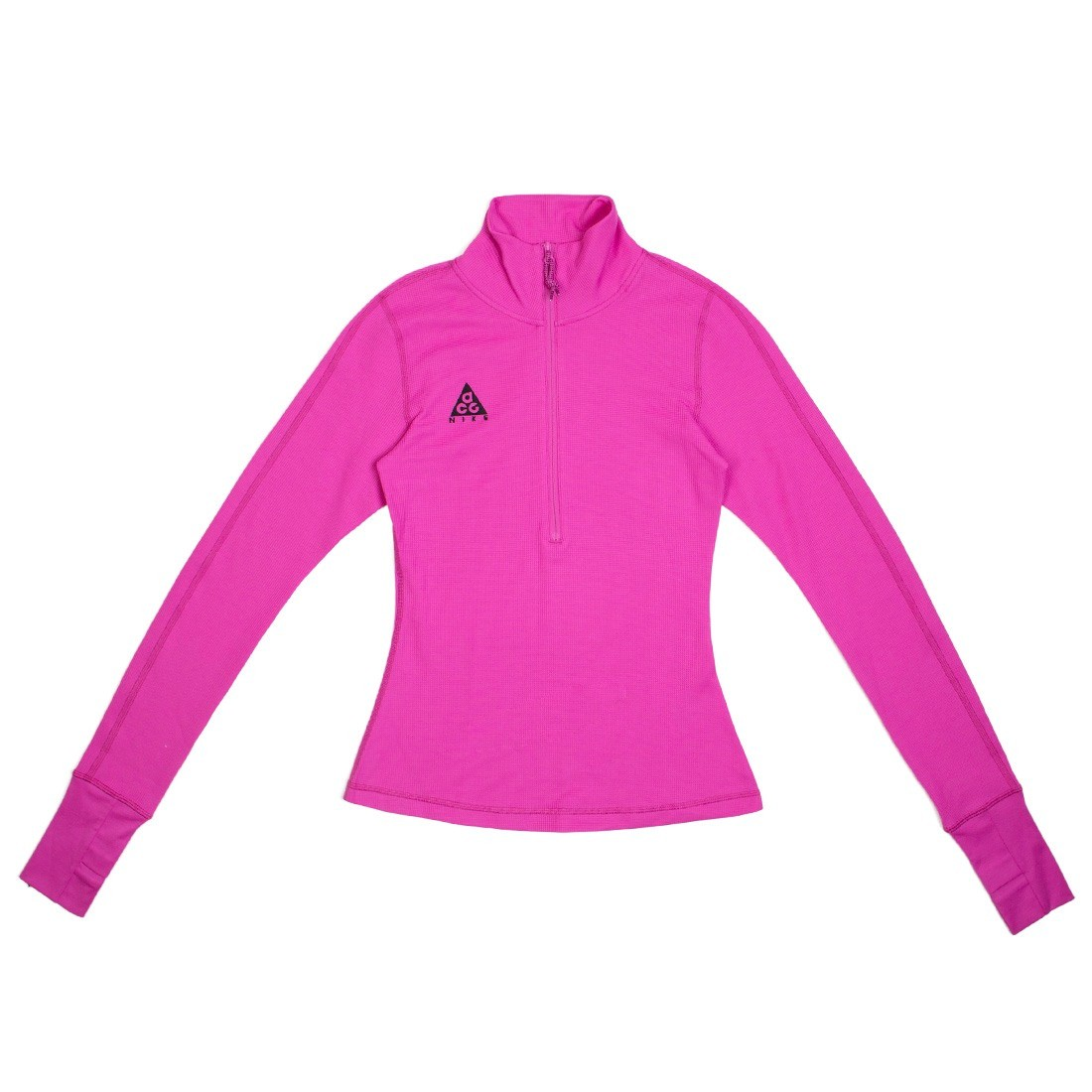 Nike Women Nrg Acg Thermal Long Sleeves Tee (active fuchsia / black)