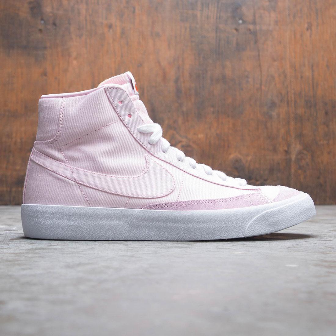 Nike Men Blazer Mid '77 Vintage We (pink foam / pink foam -pink foam -white)