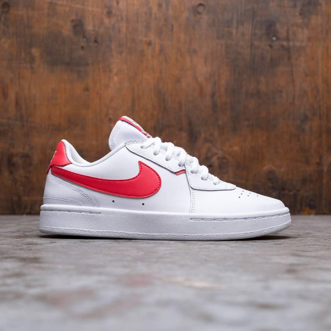 Nike Women Court Blanc (white / pollen rise-black)